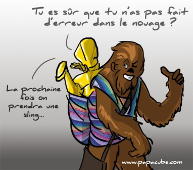 star wars portage papacube