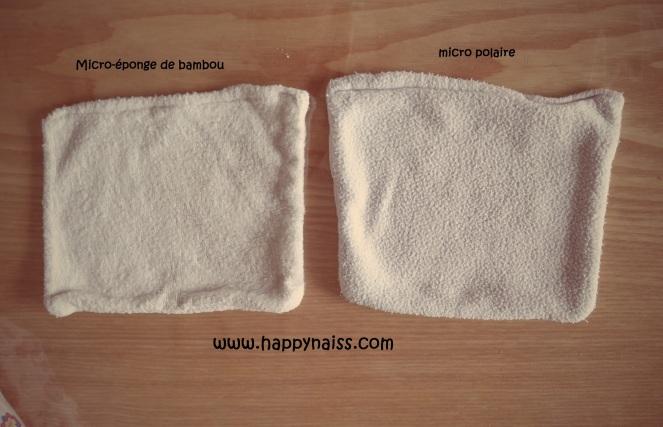 tutoriel diy lingettes lavables