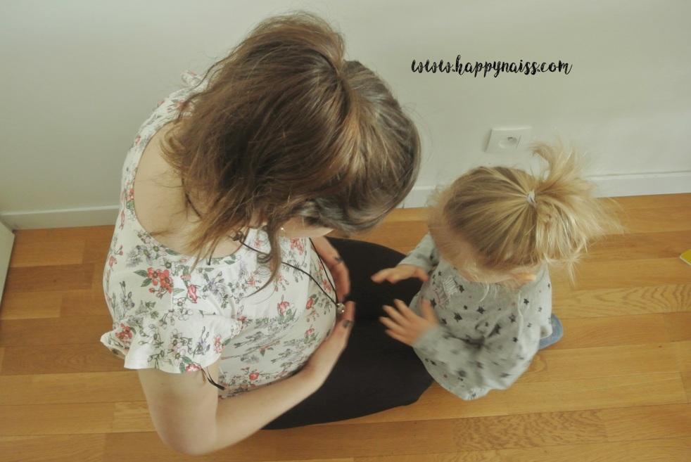 préparer arrivée bébé ainé