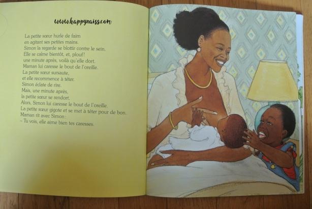 préparer arrivée bébé ainé ma maman a besoin de moi